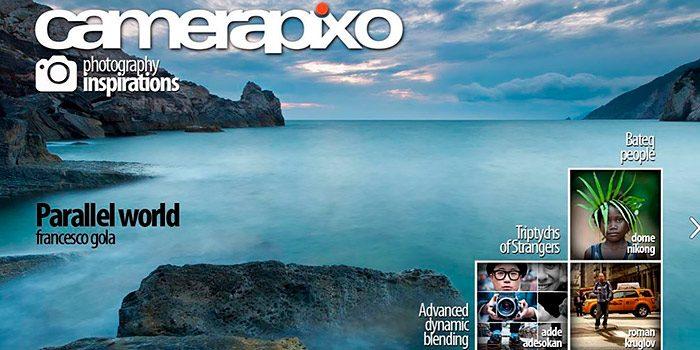 Revista CameraPixo, más de 300 páginas de fotografía editorial