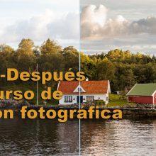 Participa en el concurso fotográfico antes-después y enseñanos qué bien editas tus fotos
