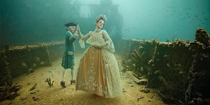 Surrealismo, efectos especiales y arte en las fotografía de la revista Photographize
