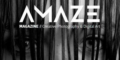 Amaze, una revista de fotografía creativa impactante