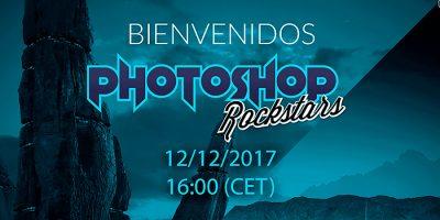Photoshop Rockstars No te lo pierdas, gratuito, online y en español