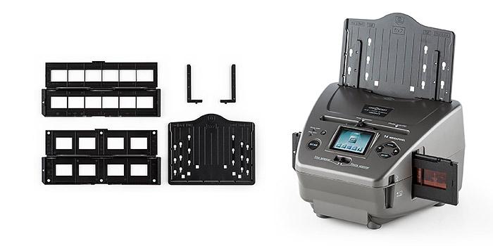 Digitalizar antiguos negativos, diapositivas y fotos en papel con sencillez y a bajo precio