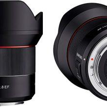 Samyang AF 14mm F2.8 EF, el primer objetivo autofocus para Canon del fabricante coreano
