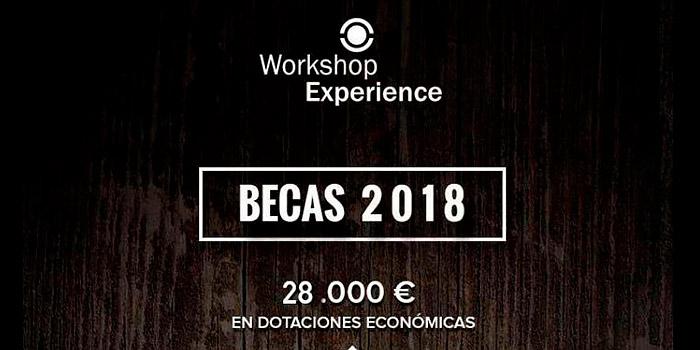28.000 € en becas para estudiar fotografía y maquillaje con Workshop Experience
