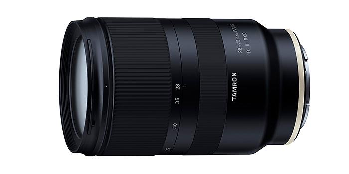 Nuevos objetvos Tamron 28-75mm F/2.8 para Sony y 70-210 F/4 para Canon y Nikon