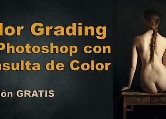 Tutorial Photoshop: Color-grading-con-consulta-de-color