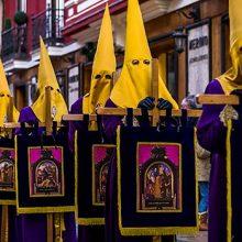 Concurso de fotografía sobre la Semana Santa de Castilla y León