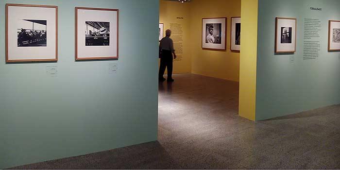Seminario sobre montaje de exposiciones fotográficas en la Escuela PIC.A PhotoEspaña
