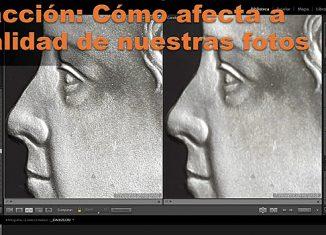 Qué es la Difraccion en fotografía, como afecta a la nitidez