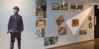 Ródchenko, la imagen del constructivismo soviético en el IVAM