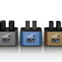Procube2, un cargador polivalente para baterías de cámara y pilas