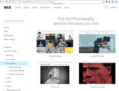 Protegido: Cómo crear una página web profesional para fotógrafos, una solución completa y gratuita