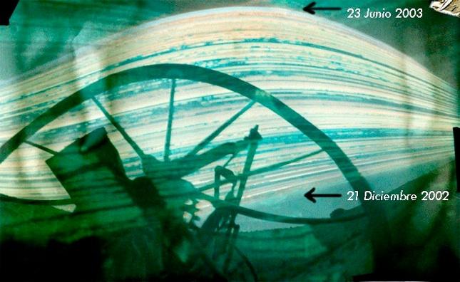 La solarigrafía, qué es y cómo se hace