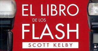 El libro de los Flash, de Scott Kelby para un aprendizaje rápido y superpráctico