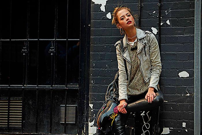 Consejos para fotografiar moda en la calle