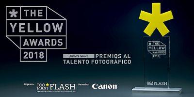 Concurso de fotografía The Yellow Awards: 18.000€ en premios para apoyar el talento fotográfico