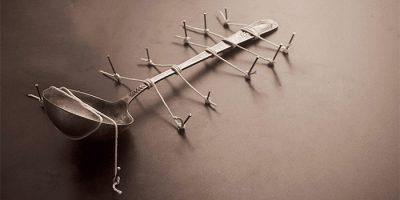 Imágenes de rompe y rasga, concurso de fotografía sobre cuchillería, 2.700 € de premio