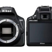 Nueva Nikon D3500, la cámara réflex de iniciación de la firma