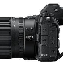 Primeras cámaras de formato completo sin espejo de Nikon