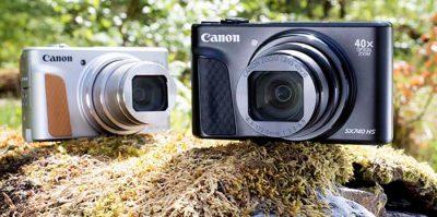 Nueva Canon PowerShot SX740 HS, compacta con zoom 40X y vídeo 4K