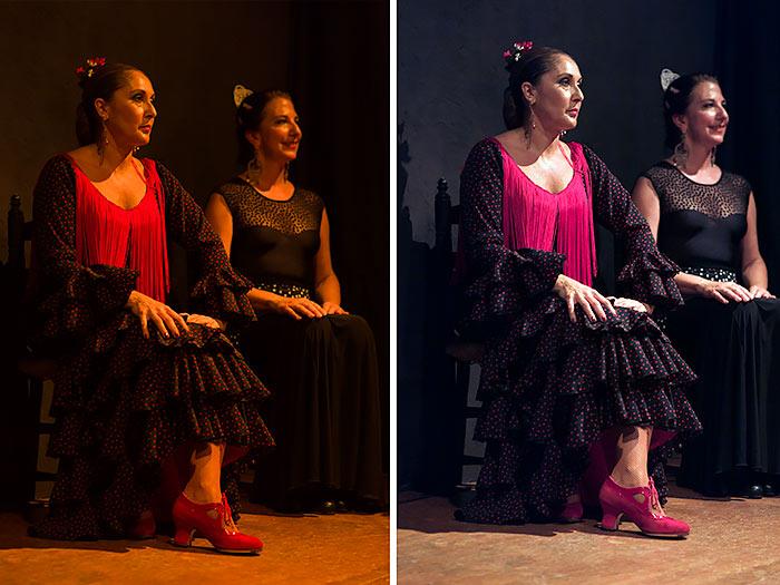 Flamenco-omnifoto-ajuste-automatico-de-curva