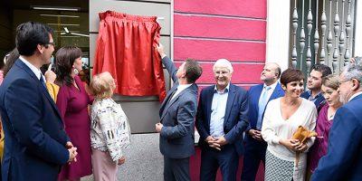 El presidente de Castilla La Mancha inaugura el Museo Cristina García Rodero