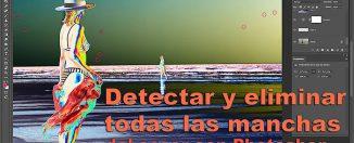 Detectar Manchas-en-sensor ocultas