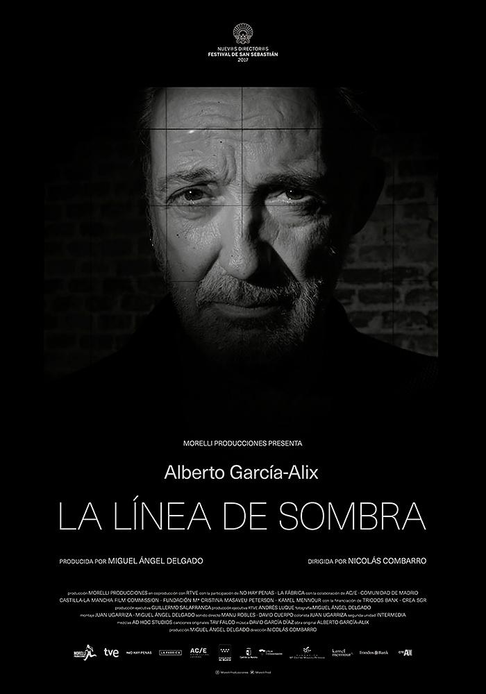 La línea de sombra. Alberto García Alix