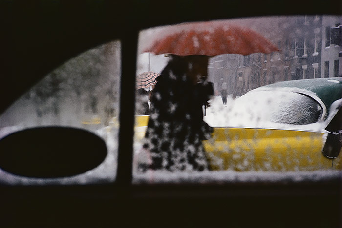 Saul-Leiter,-Red-Umbrella,-c
