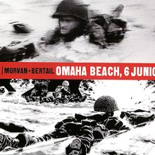 Omaha Beach, 6 de junio 1944, cómic sobre Robert Capa en Normandía
