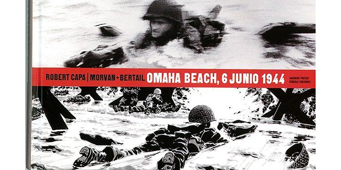 libro-Robert-Capa Omaha Beach