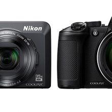 Nuevas Nikon Coolpix A1000 y Coolpix B600 compactas con objetivo superzoom