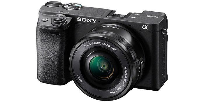 Nueva Sony a6400