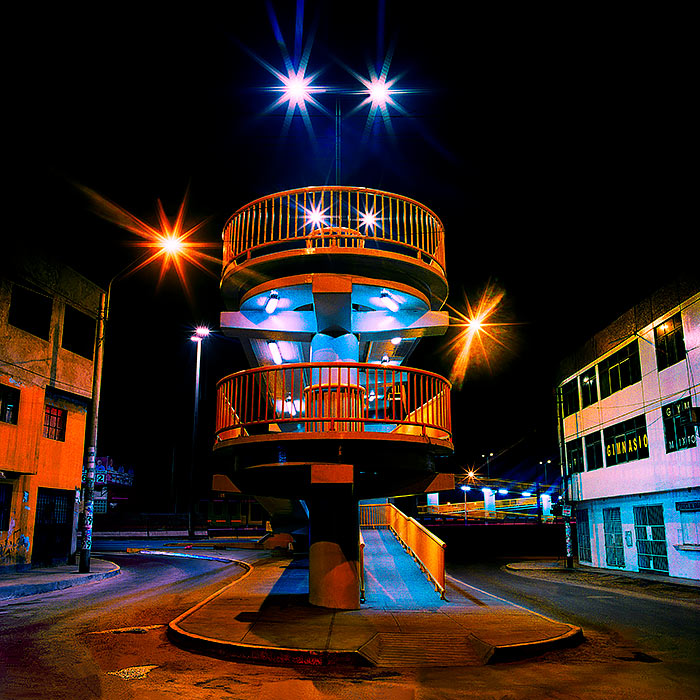 Arco y una mirada a la fotografía peruana