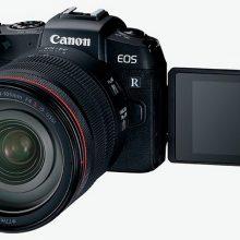 Nueva Canon EOS RP, nueva sin espejo económica y de formato completo