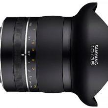 Samyang XP 10mm el super gran angular no ojo de pez, más amplio del mundo