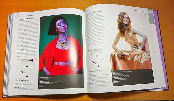 Libro de iluminación fotográfica