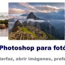 Nuevo Curso de Photoshop para fotógrafos, gratis