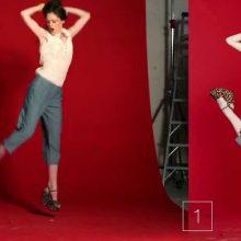 Tres modelos expertas muestran cómo posar en estudio y exteriores