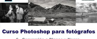 convertir fotos a blanco y negro con Photoshop