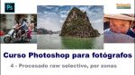Curso de Photoshop, ajustes locales con Adobe Camera Raw
