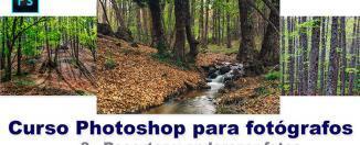 Curso de Photoshop - Recortar y enderezar