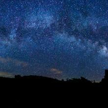 Fotografiar la Vía Láctea, la falta de sueño de una noche de verano