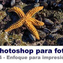 Curso de Photoshop 14 - Enfoque para impresión con Photoshop