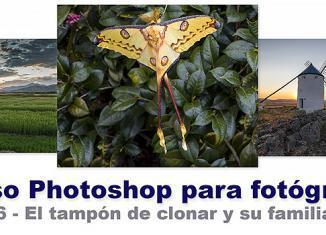 16-Curso Photoshop - el tampon de clonar