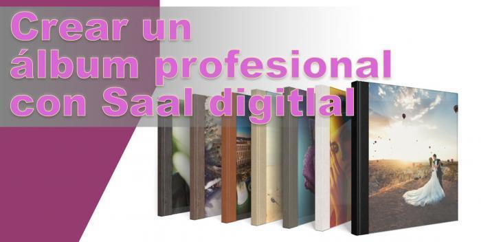 crear album fotográfico profesional