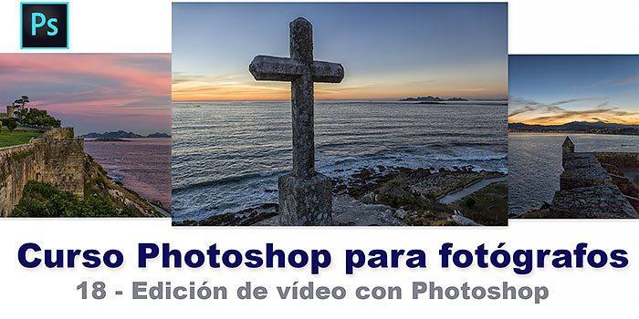tutorial Edicion de vídeo con Photoshop
