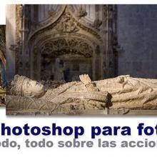 Curso de Photoshop 19 - todo, todo sobre las acciones de Photoshop