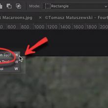 Nueva herramienta de Selección de Objetos en Photoshop