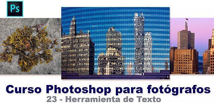 Herramienta texto photoshop cc 2020